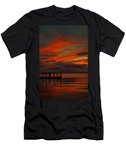 Another Day Is Done Men's T-Shirt (Athletic Fit)