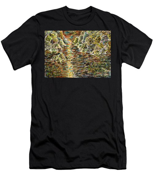 Another Days Eve Men's T-Shirt (Athletic Fit)