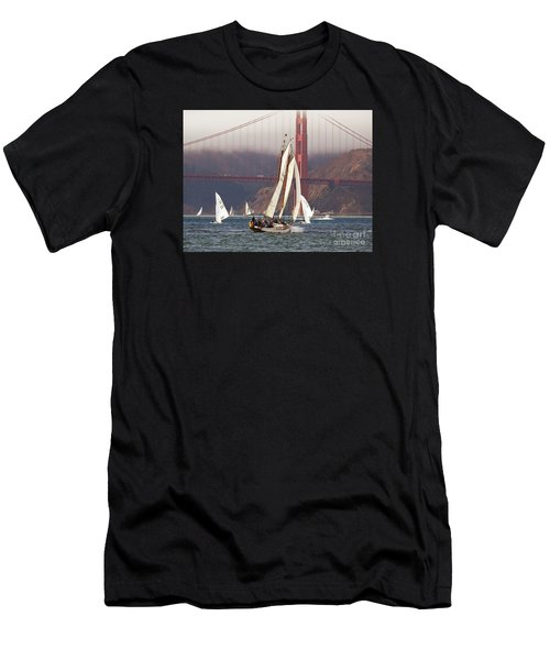 Another Fine Day Men's T-Shirt (Athletic Fit)
