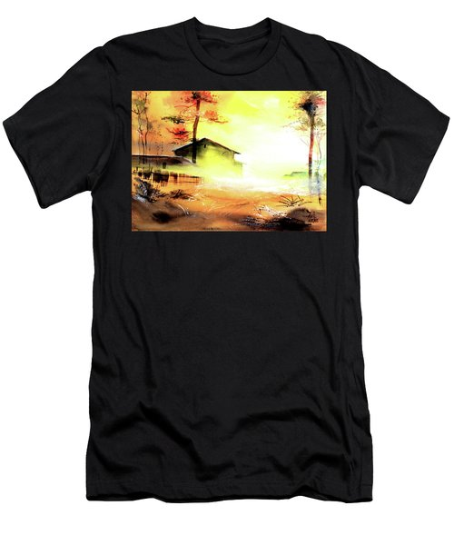 Another Good Morning Men's T-Shirt (Athletic Fit)