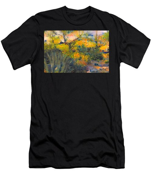 Another Renoir Moment Men's T-Shirt (Athletic Fit)