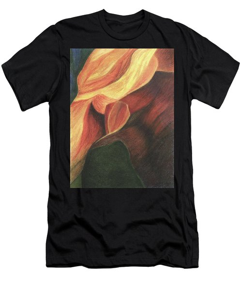 Antelope Canyon 3 Men's T-Shirt (Athletic Fit)