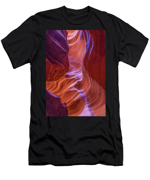 Antelope Canyon Beauty Men's T-Shirt (Athletic Fit)