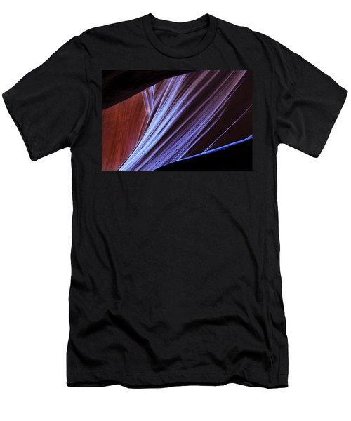 Antelope Canyon I Men's T-Shirt (Athletic Fit)