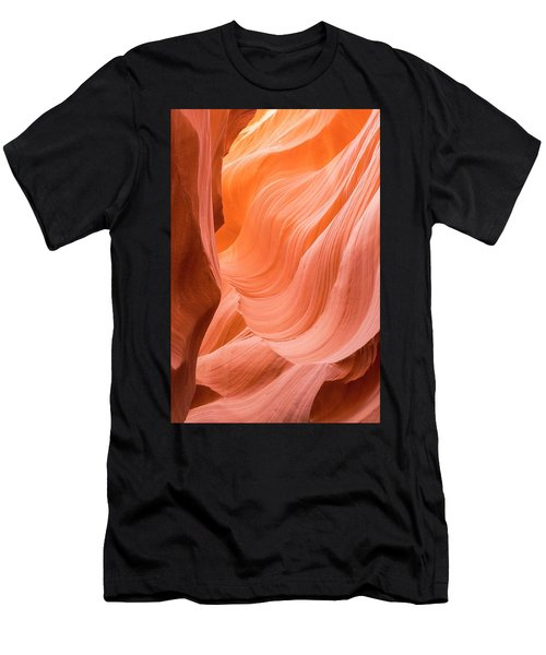 Men's T-Shirt (Athletic Fit) featuring the photograph Antelope Canyon  by Jeanne May