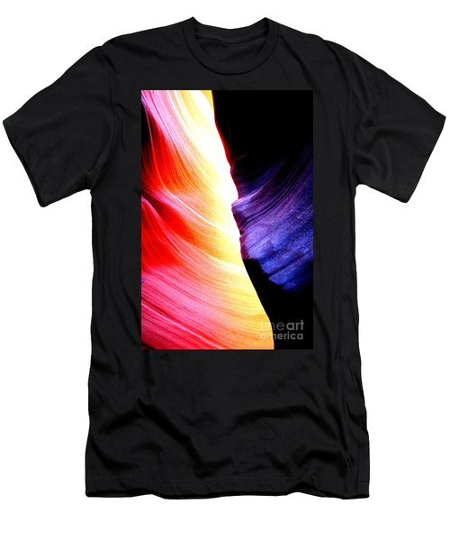 Passion Of Antelope Canyon Men's T-Shirt (Athletic Fit)