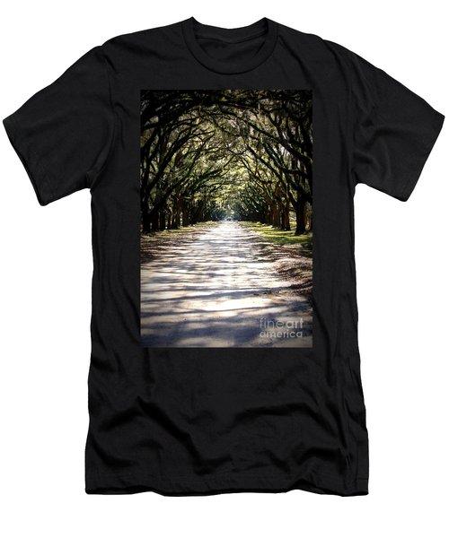 Anticipation Men's T-Shirt (Athletic Fit)