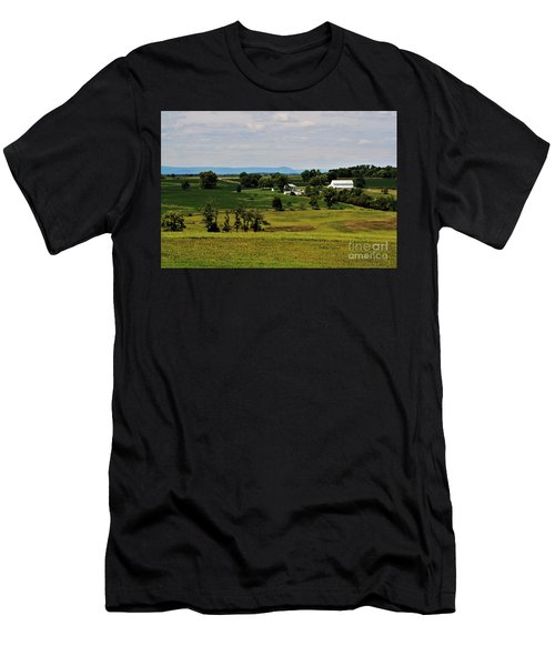 Antietam Battlefield And Mumma Farm Men's T-Shirt (Athletic Fit)