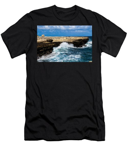 Antigua Shoreline Men's T-Shirt (Athletic Fit)