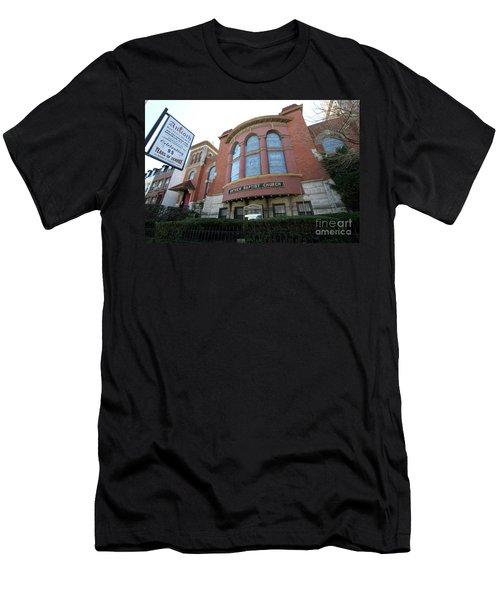 Antioch Baptist Church Men's T-Shirt (Athletic Fit)