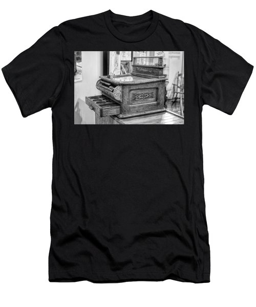 Antique Cash Register Men's T-Shirt (Athletic Fit)