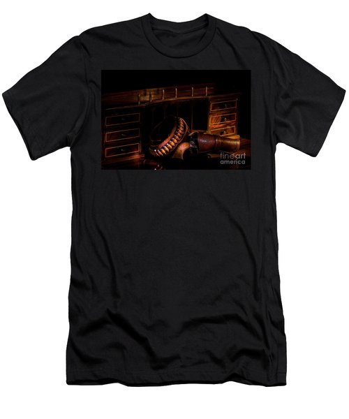 Antique Desk Men's T-Shirt (Athletic Fit)