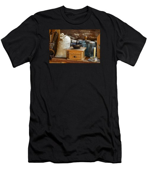 Antique Grinder Men's T-Shirt (Athletic Fit)