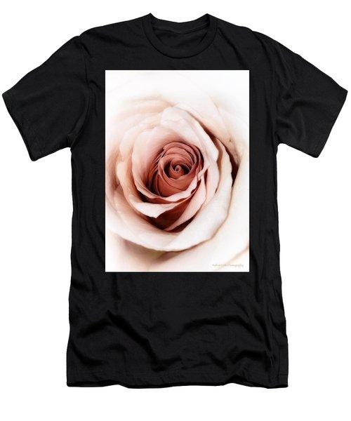 Antique Rose Men's T-Shirt (Athletic Fit)