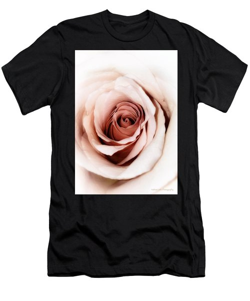 Antique Rose Men's T-Shirt (Athletic Fit)