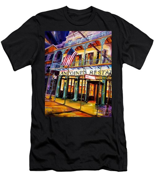 Antoines In New Orleans Men's T-Shirt (Athletic Fit)