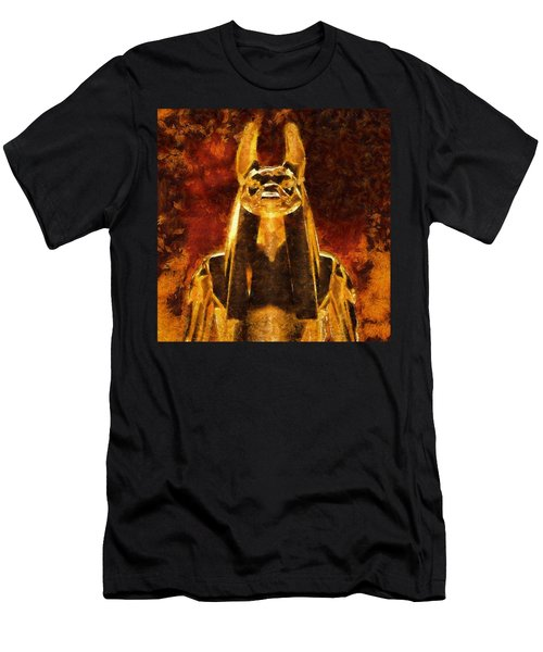 Anubis Men's T-Shirt (Athletic Fit)