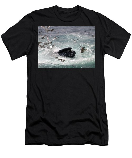 Any Leftovers Men's T-Shirt (Athletic Fit)