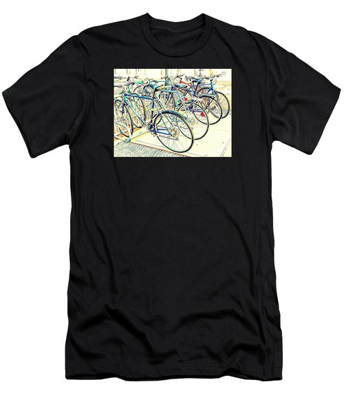 Anyone For A Ride? Men's T-Shirt (Athletic Fit)