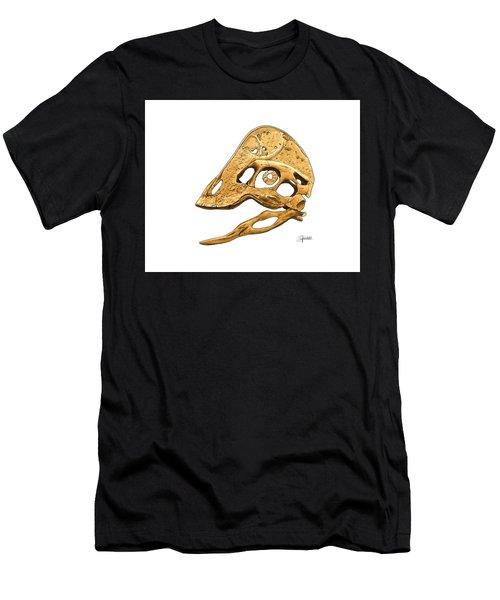 Anzu Wyliei Skull Men's T-Shirt (Athletic Fit)