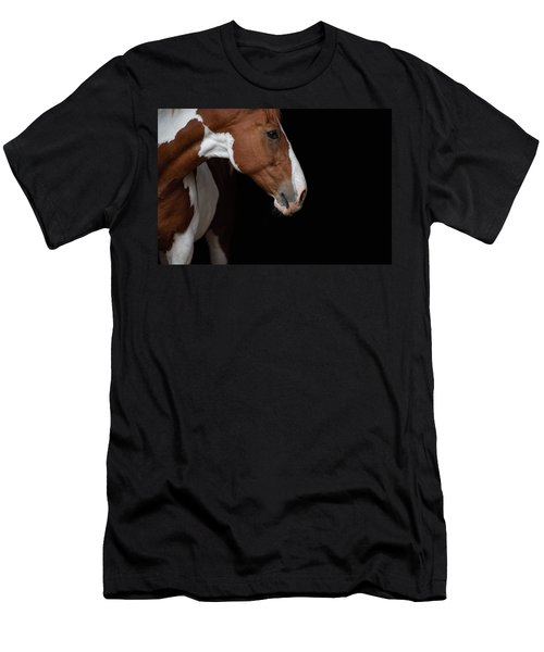 Apache 2 - Three Bars Ranch Men's T-Shirt (Athletic Fit)