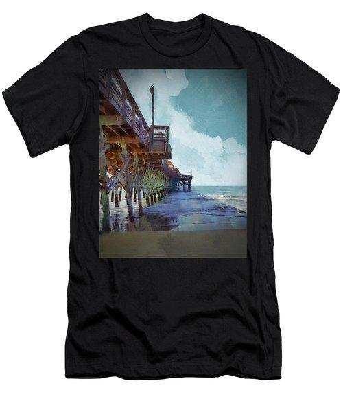 Apache Pier Men's T-Shirt (Athletic Fit)