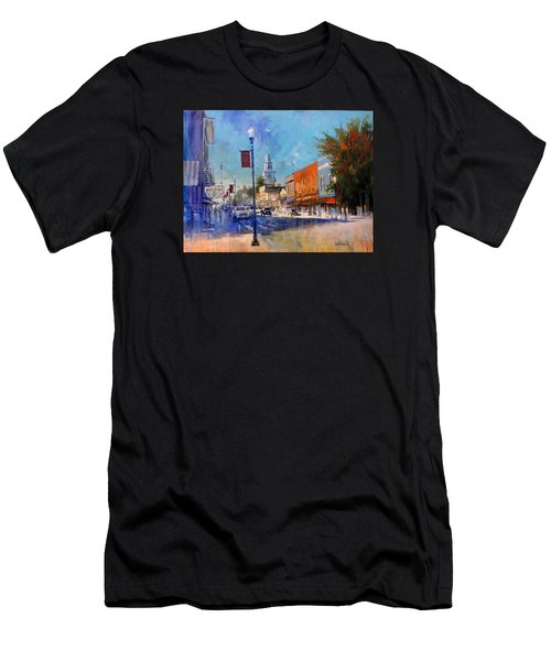 Apex Sunday Morning Men's T-Shirt (Athletic Fit)