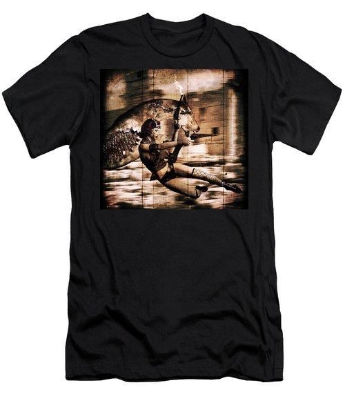 Apocalypse War 3 Men's T-Shirt (Athletic Fit)