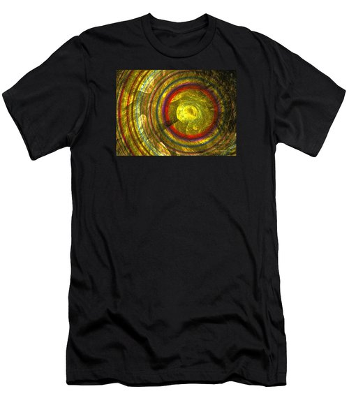 Apollo - Abstract Art Men's T-Shirt (Athletic Fit)