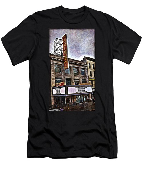 Apollo Theatre, Harlem Men's T-Shirt (Athletic Fit)