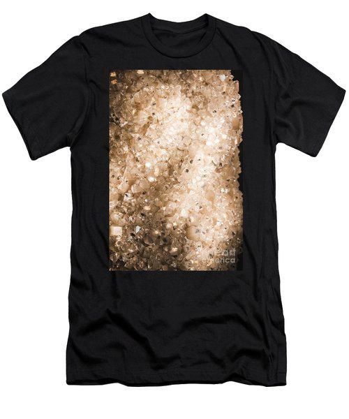 Apophyllite Mineral Background Men's T-Shirt (Athletic Fit)