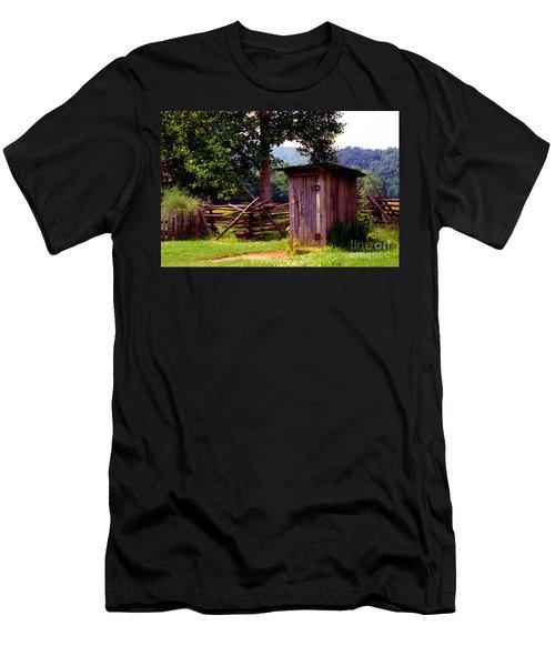 Appalachian Hill-ton Men's T-Shirt (Athletic Fit)