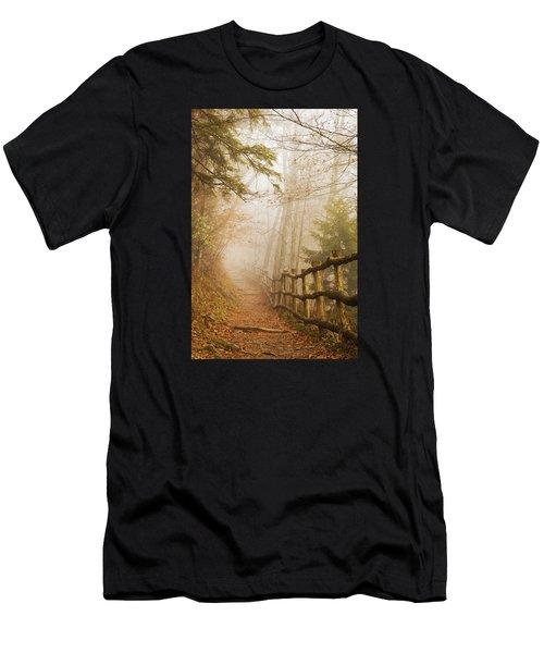 Appalachian Trail Men's T-Shirt (Athletic Fit)