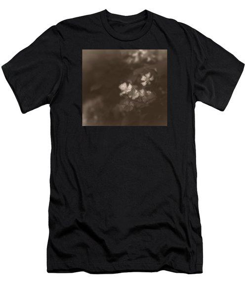 Apple Blossom 1 Men's T-Shirt (Athletic Fit)