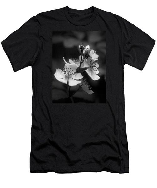 Apple Blossom 2 Men's T-Shirt (Athletic Fit)