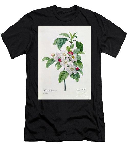 Apple Blossom Men's T-Shirt (Athletic Fit)