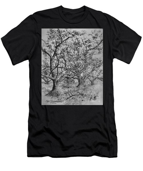 Apple Orchard Men's T-Shirt (Athletic Fit)
