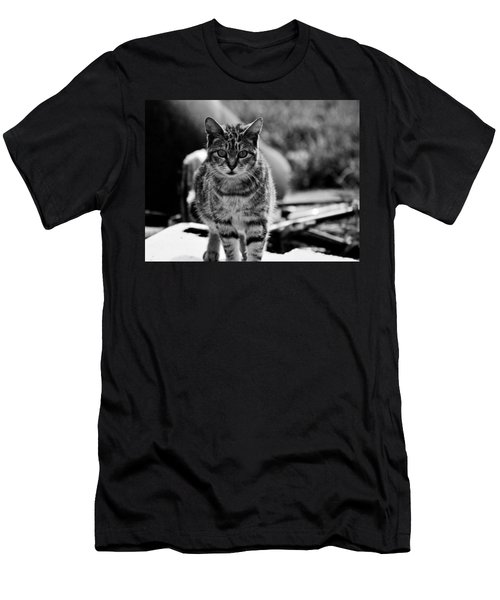 Approaching  Men's T-Shirt (Athletic Fit)