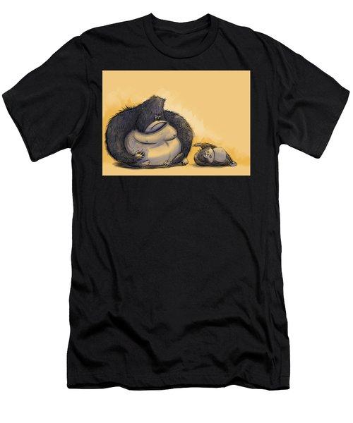 Apz Men's T-Shirt (Athletic Fit)