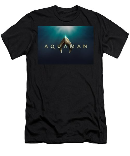 Aquaman Men's T-Shirt (Athletic Fit)