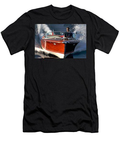Aqurama Men's T-Shirt (Athletic Fit)