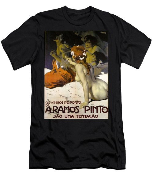 A.ramos Pinto Men's T-Shirt (Athletic Fit)