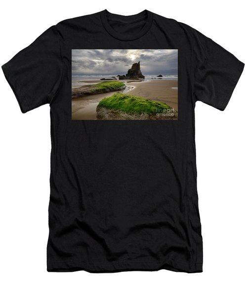 Arcadia Men's T-Shirt (Athletic Fit)