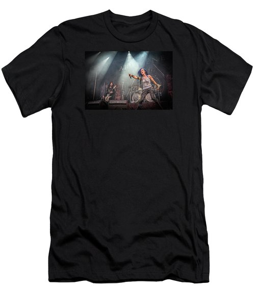 Men's T-Shirt (Slim Fit) featuring the photograph Arch Enemy by Stefan Nielsen