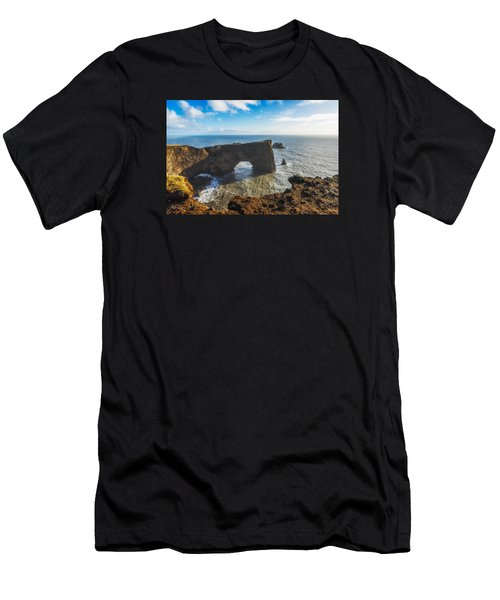 Men's T-Shirt (Athletic Fit) featuring the photograph Arch by James Billings