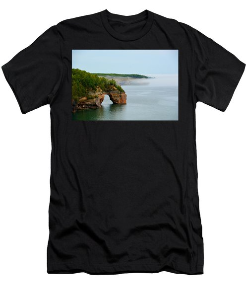 Arch Over Superior Men's T-Shirt (Athletic Fit)