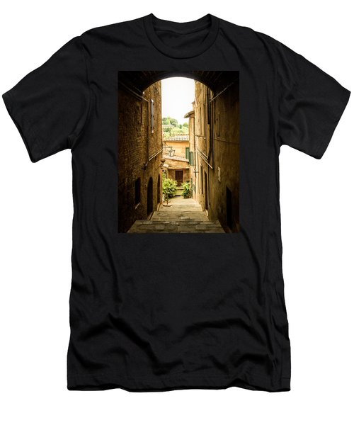 Arched Alley Men's T-Shirt (Athletic Fit)