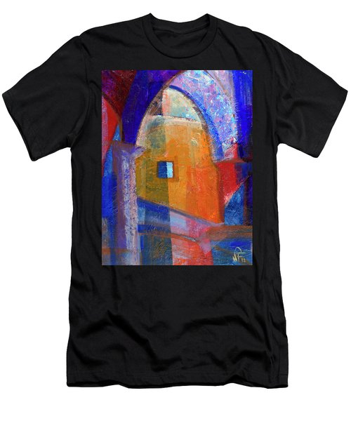 Arches And Window Men's T-Shirt (Athletic Fit)