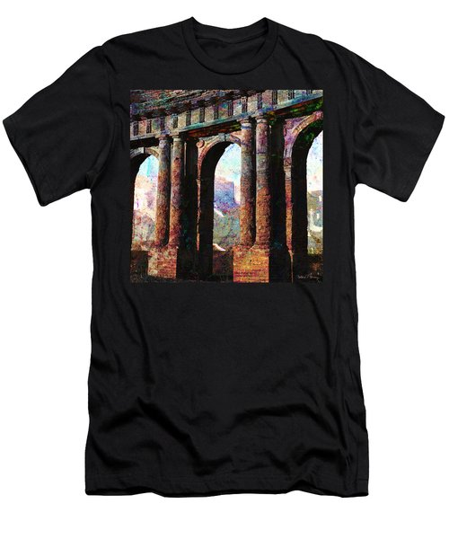 Arches Men's T-Shirt (Athletic Fit)