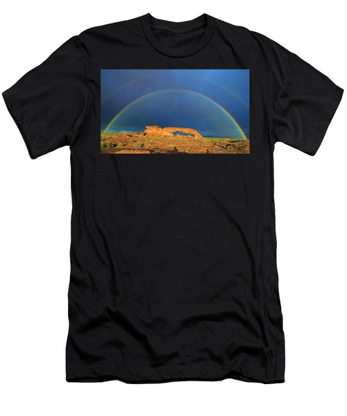 Arches Over The Arch Men's T-Shirt (Athletic Fit)